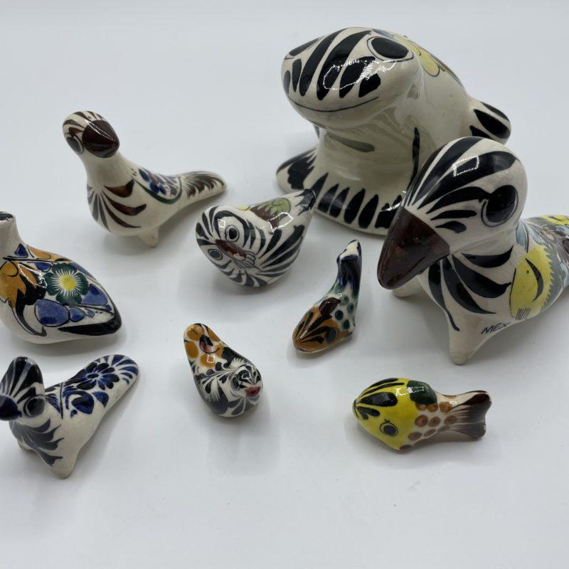 ceramique animaux mexique