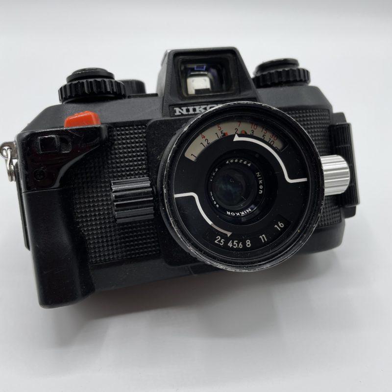 appareil photo boitier nikon