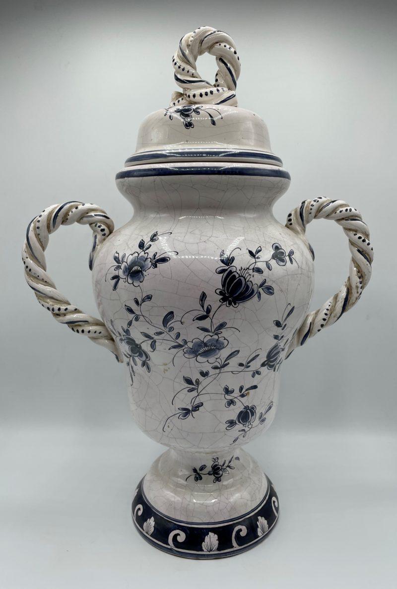 vase email fleurs bleues