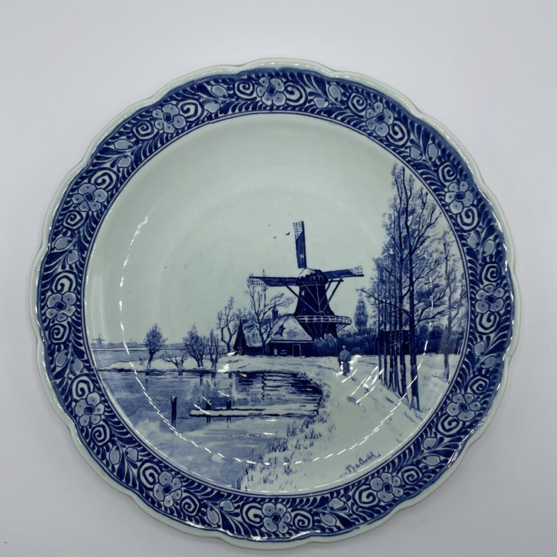 assiette hollande