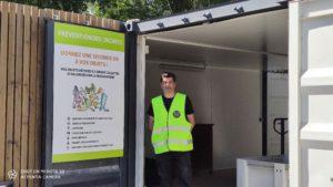 ressourcerie débarras vide maison