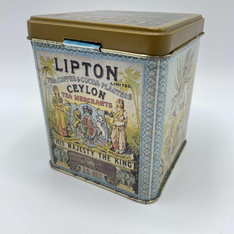 boite the lipton vintage