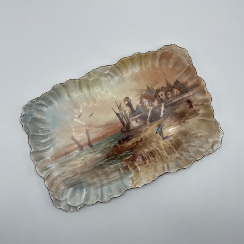 plateau porcelaine