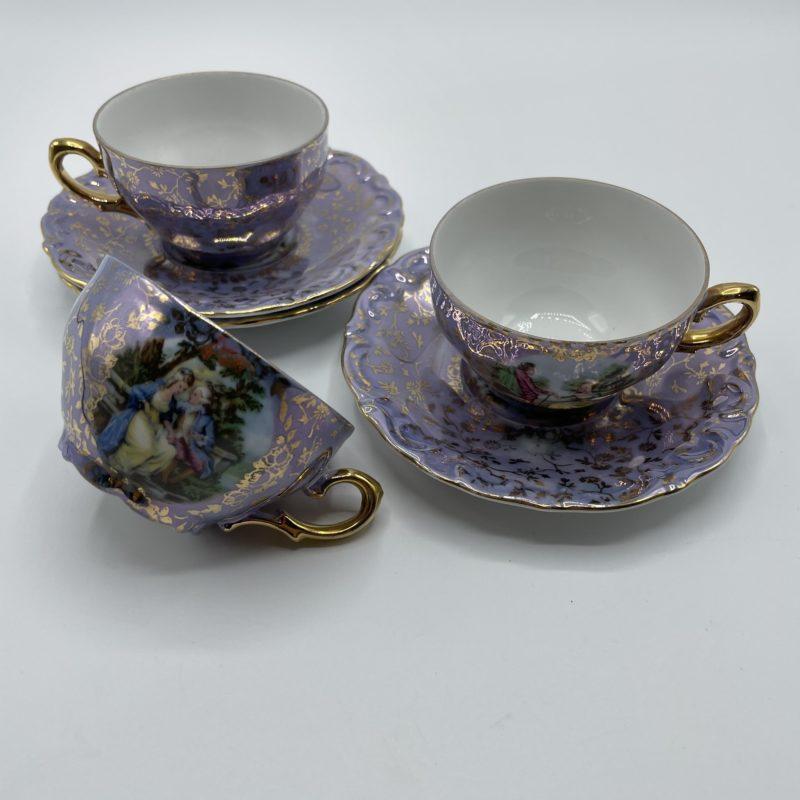 service the baviere violet