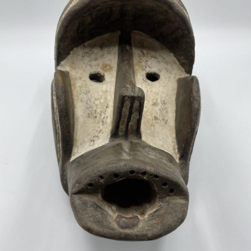 masque corne afrique