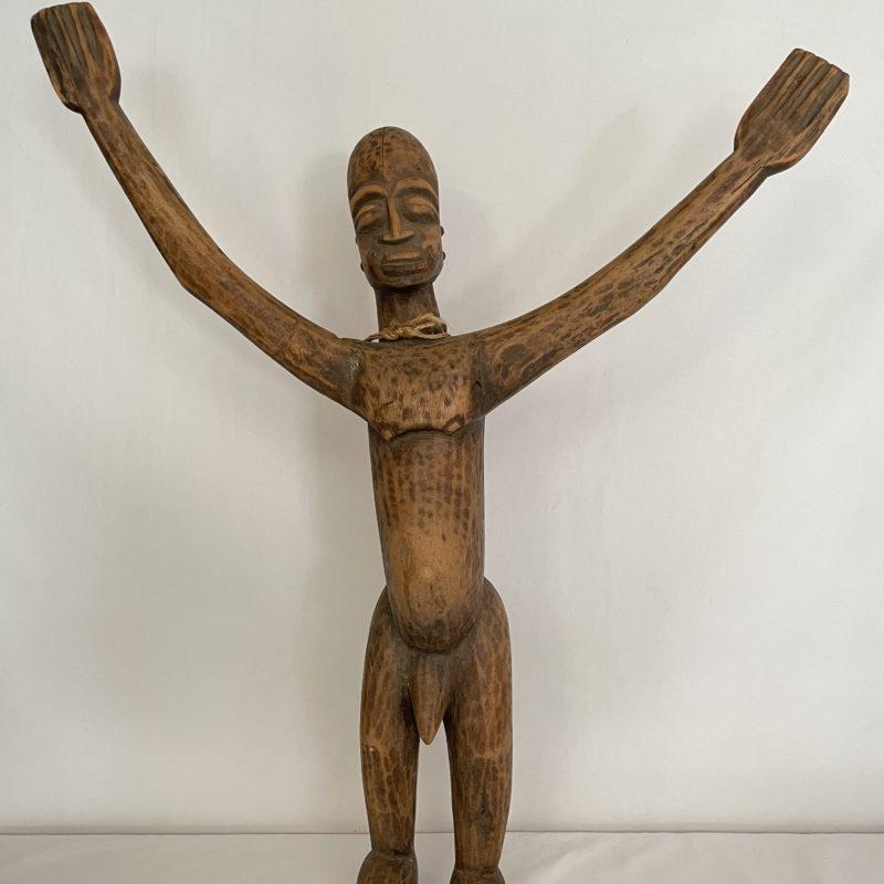 sculpture bois afrique deco ethnique collection