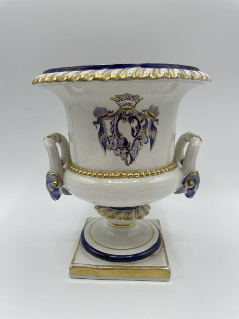 vase medicis porcelaine
