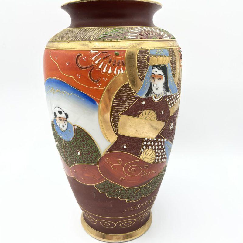 vase porcelaine satsuma japon