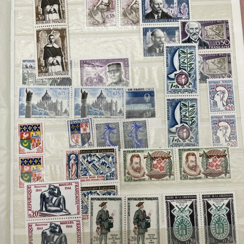 collection timbres album