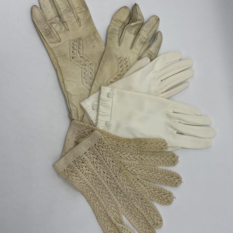 gants femme vintage