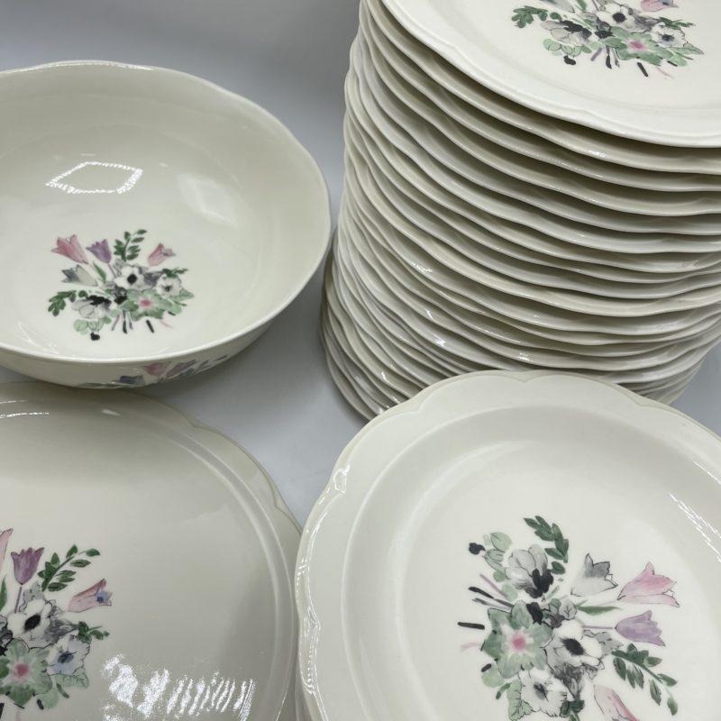 service porcelaine limoges theodore haviland