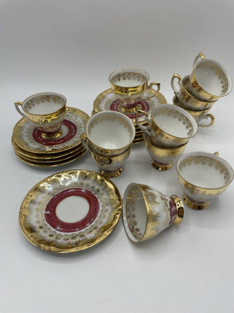 service cafe porcelaine baviere