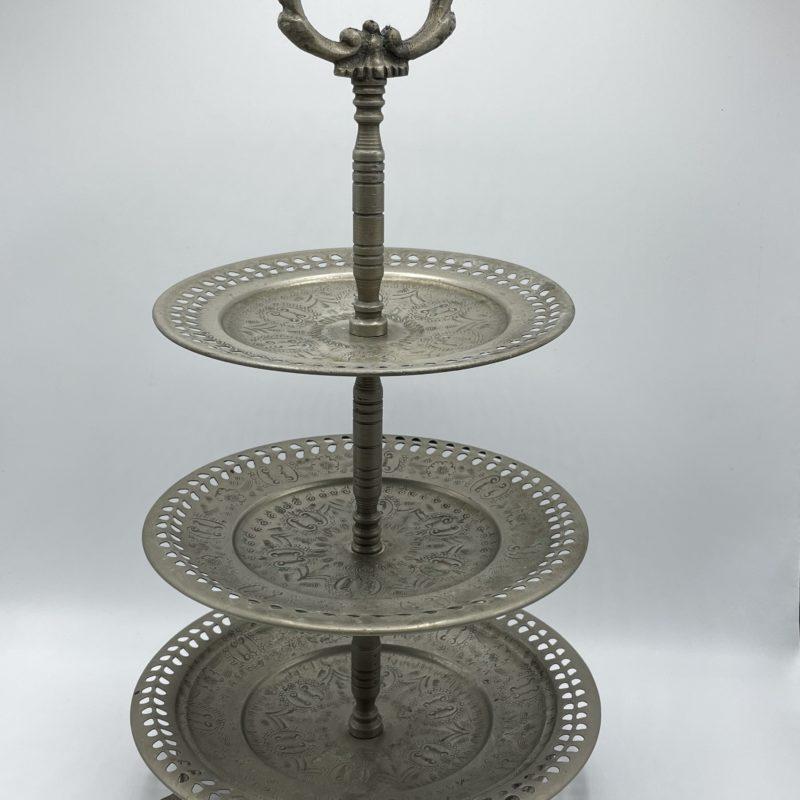 serviteur muet metal maroc vintage