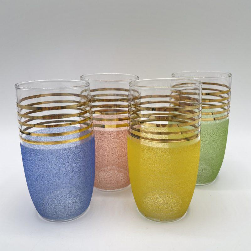 verre givre couleur
