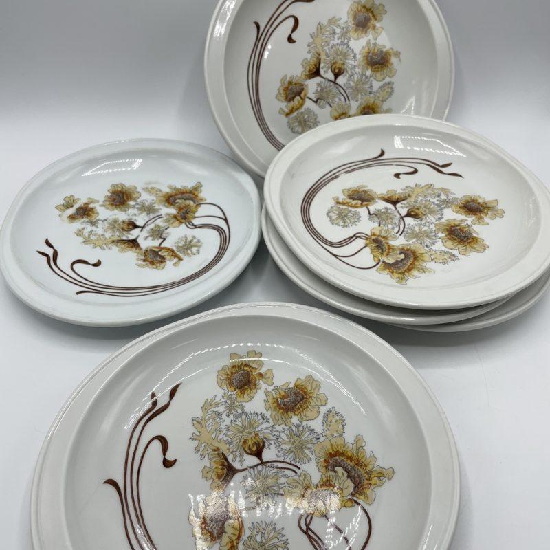 assiette porcelaine bernardaud