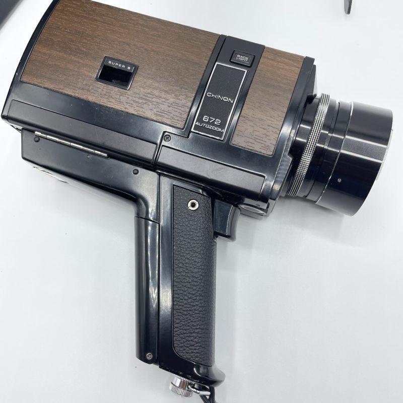 camera vintage super8 chinon