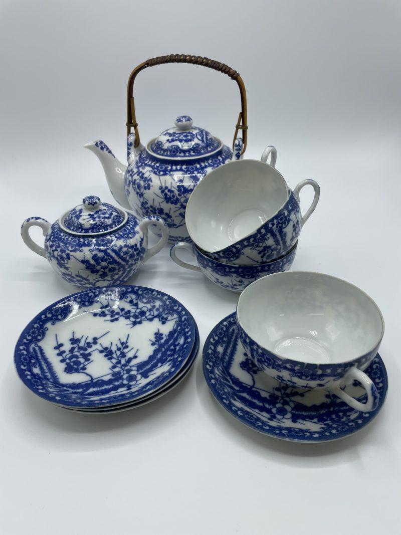 service the japon porcelaine