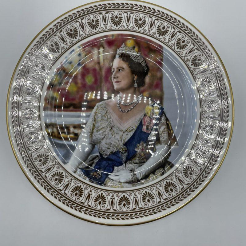assiette-collection-staffordshire-crown-elizabeth-anniversary-queen-mother