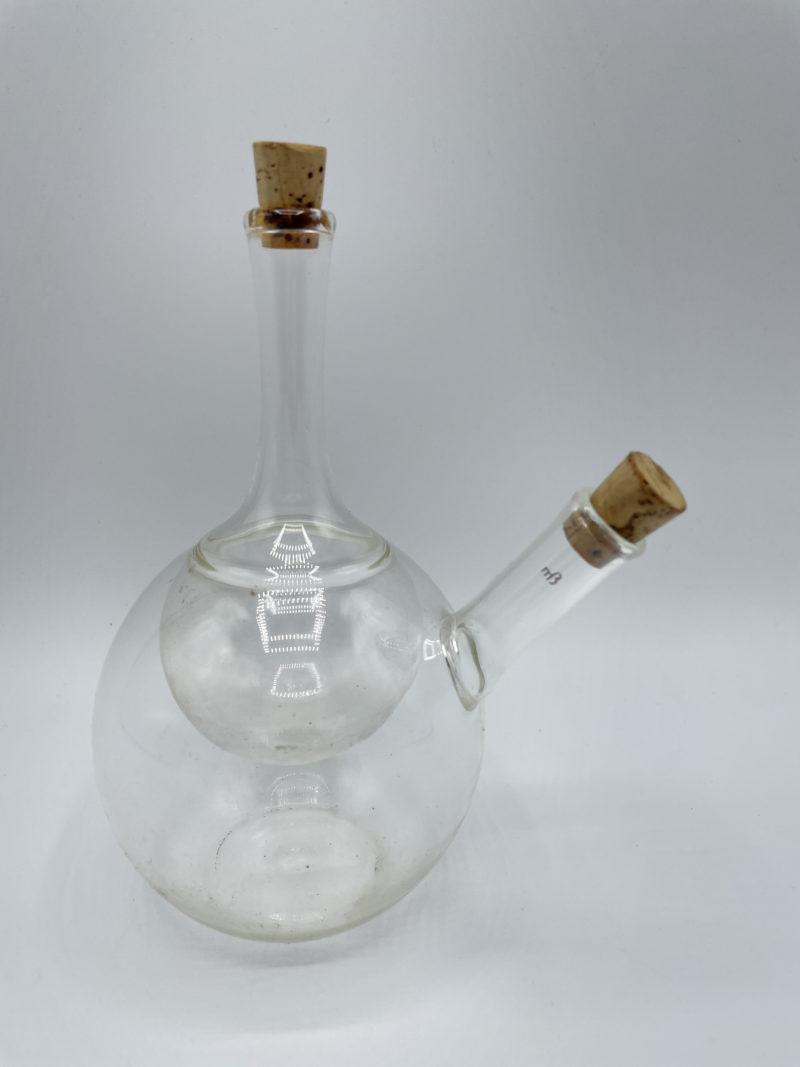 ballon verre decanteur