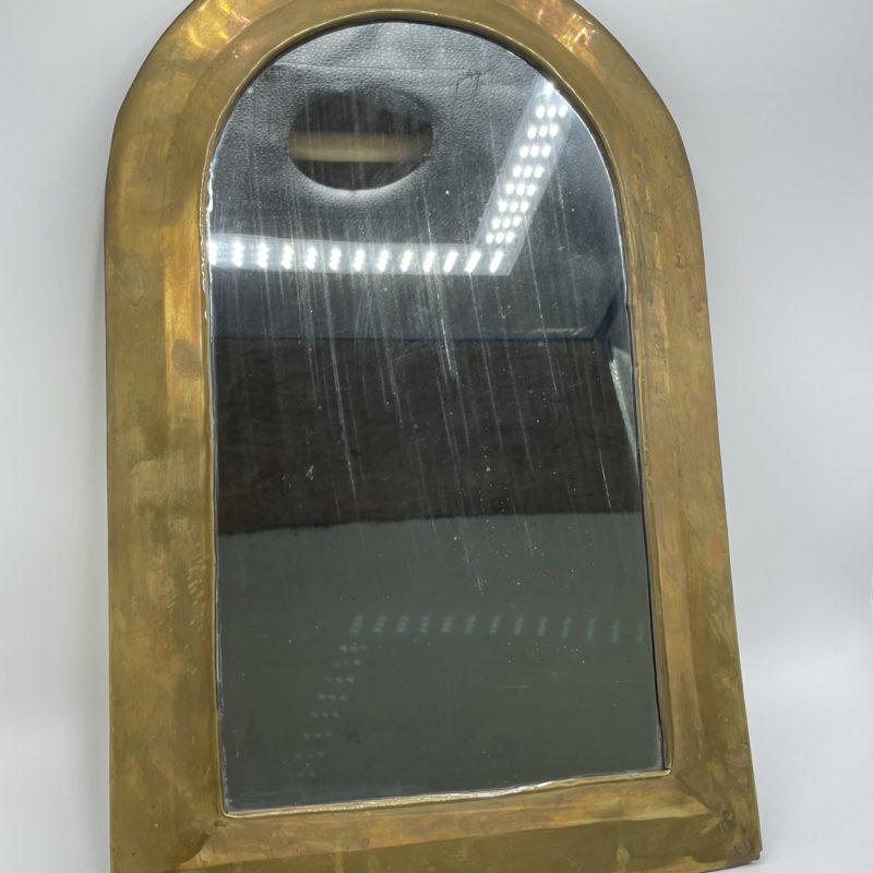 miroir marocain laiton arche
