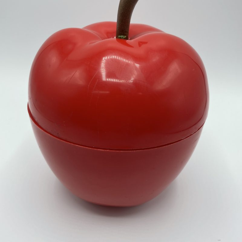 seau glaçons pomme vintage