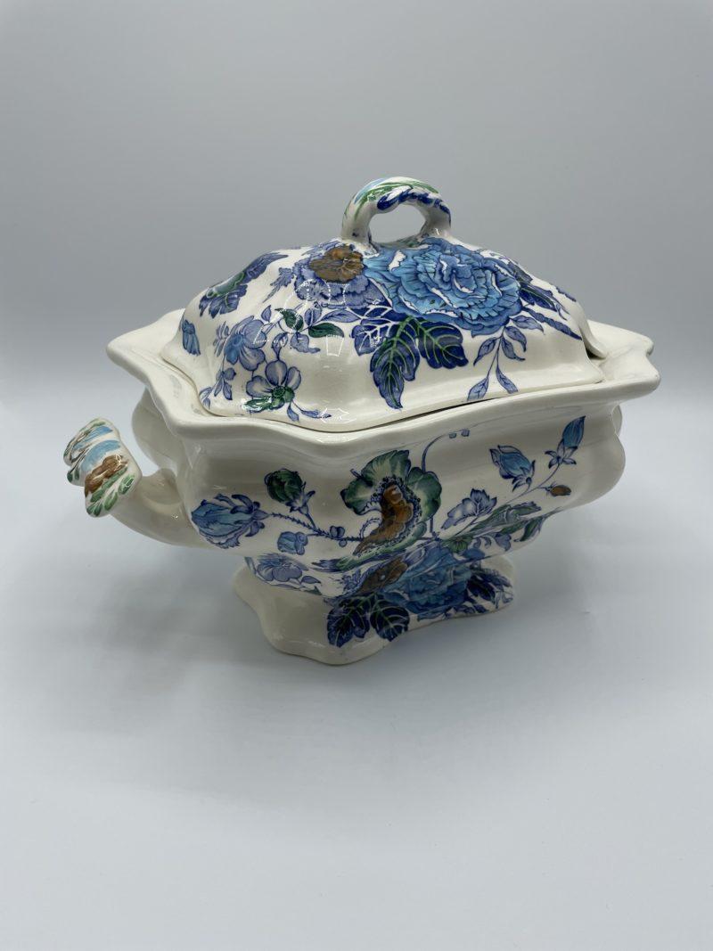 souiere vintage masons porcelaine anglaise