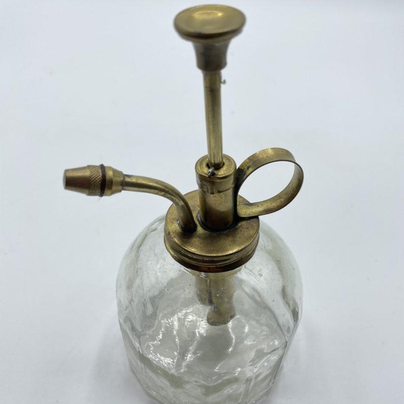 vaporisateur a main vintage laiton