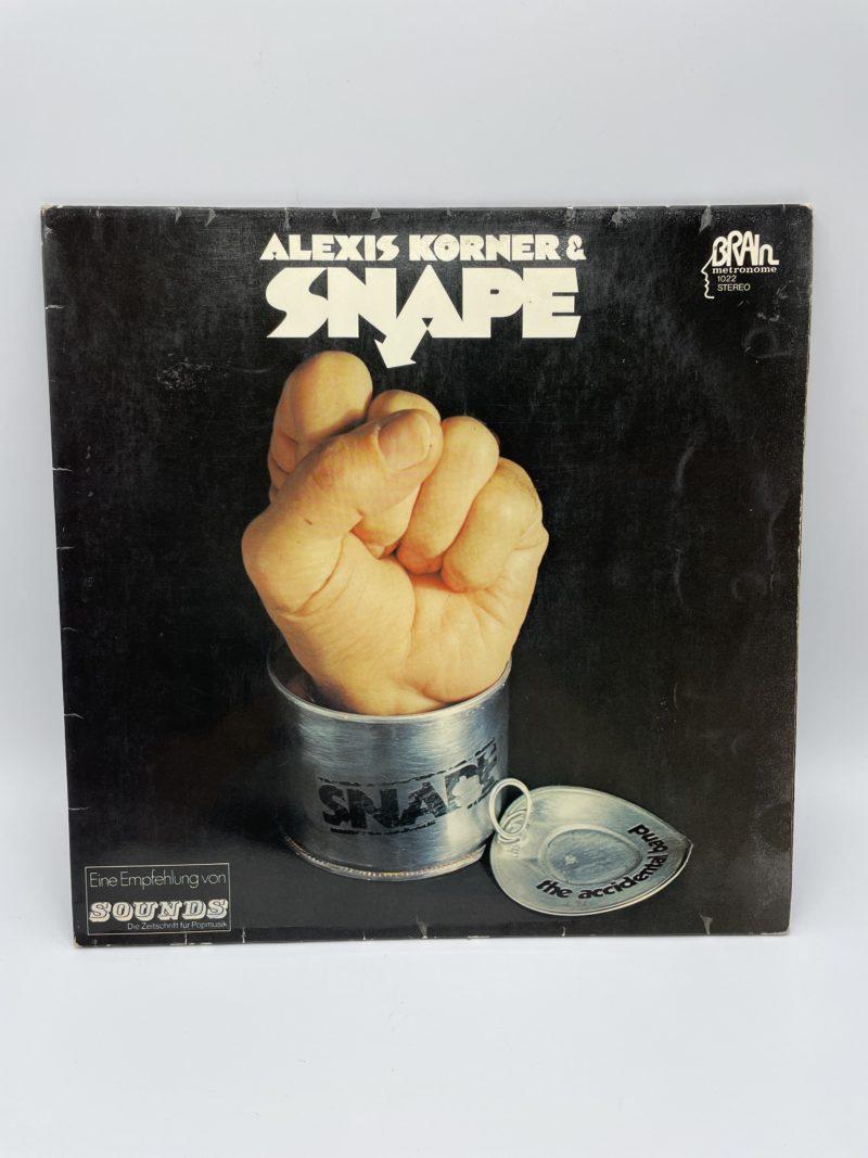 vinyle alexander korne snape collection