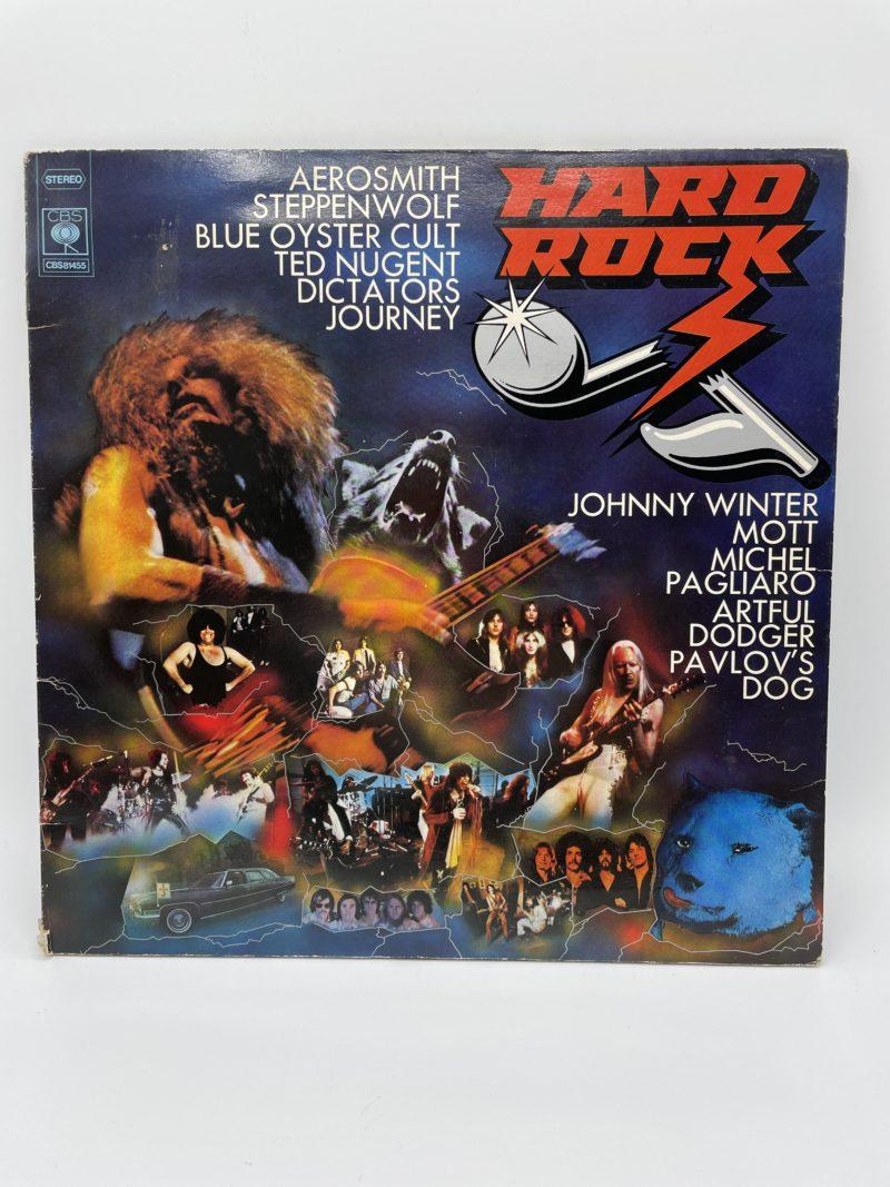 vinyle compilation hard rock vintage collection